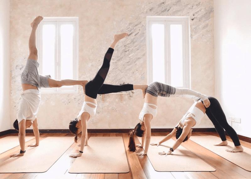 Yoga+ yoga studio