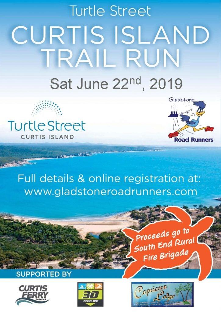Curtis Island Trail Run 2019