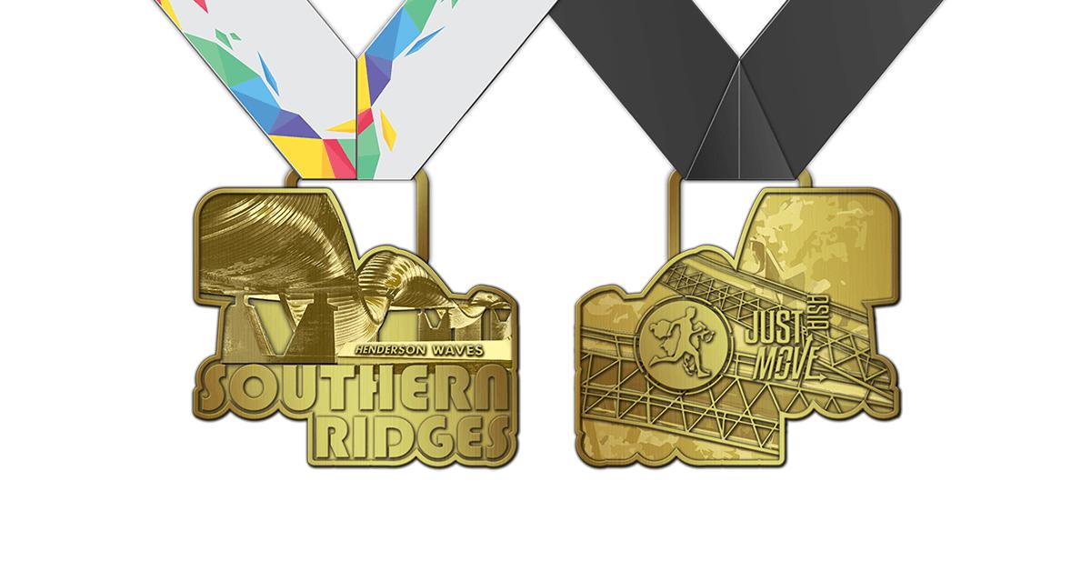 Logo of Southern Ridges Virtual Challenge