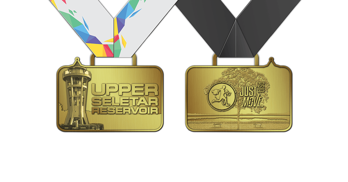 Logo of Upper Seletar Reservoir Virtual Challenge