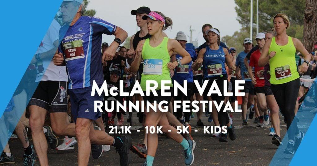 McLaren Vale Running Festival 2019