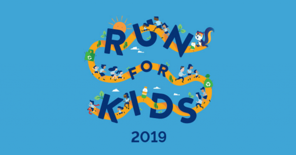 POSB PAssion Run for Kids 2019