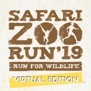 Safari Zoo Run Virtual Edition 2019