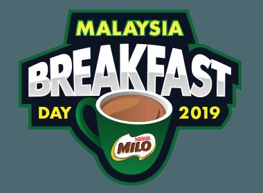 MILO Malaysia Breakfast Day 2019