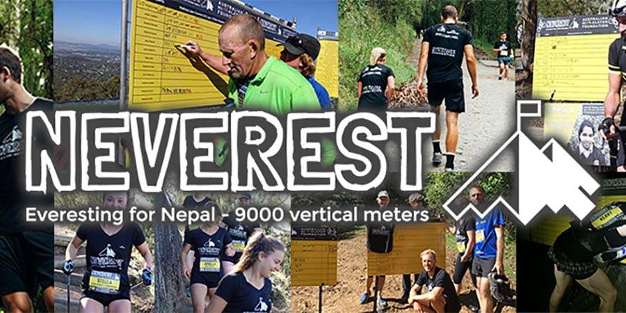 Kathmandu Neverest Challenge 2019: Sydney