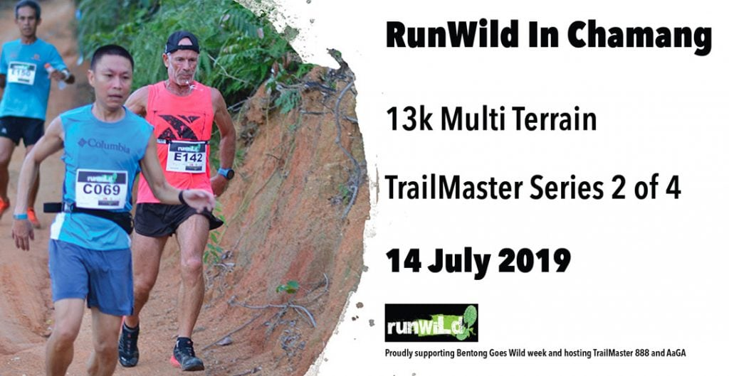RunWild at Chamang Falls 2019