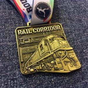 Rail Corridor Virtual Challenge