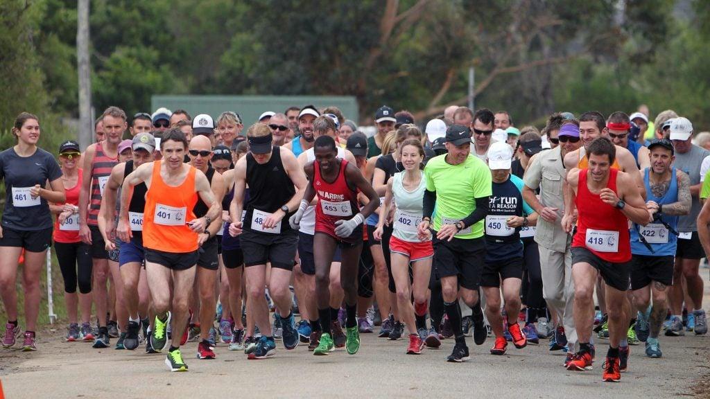 Elleker Half Marathon and 10 km Road race 2019