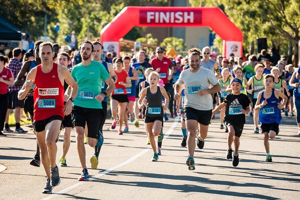 Griffith Sport Logan Fun Run 2019