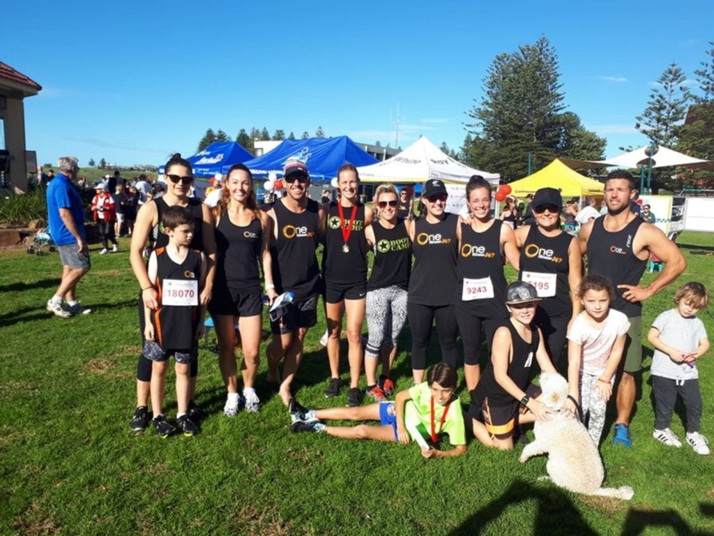 Kiama Red Cross Fun Run 2019