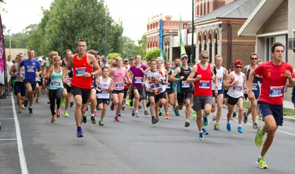 Traralgon Marathon 2019
