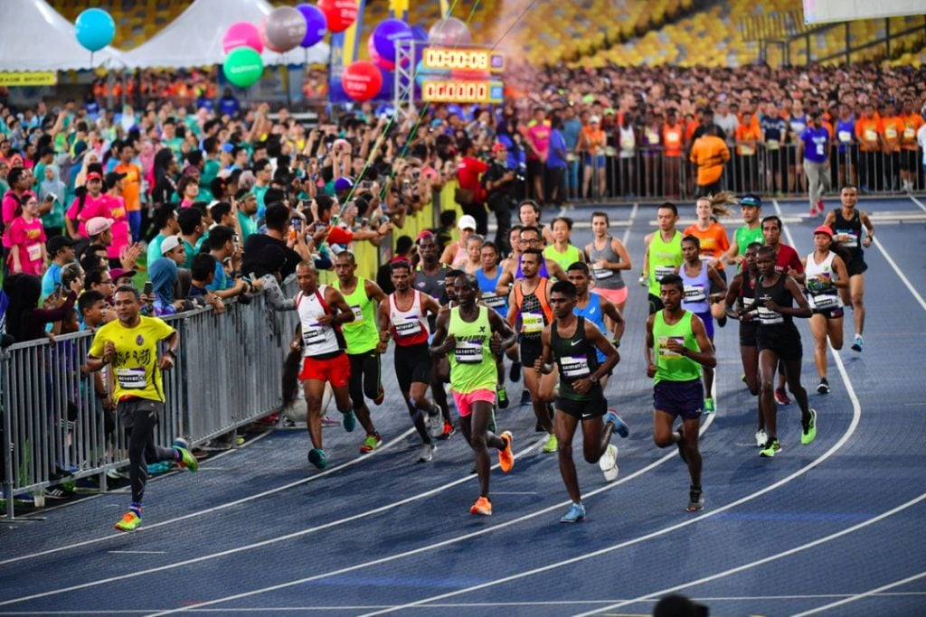 174fab7976 Witnessed over 12,000 runners during its last edition in 2018, HSN21km is  on its way to becoming one of the biggest running events in the country  with ...