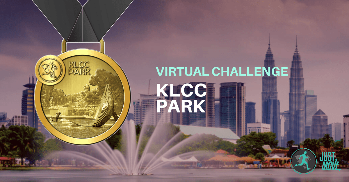 Logo of KLCC Park Virtual Challenge