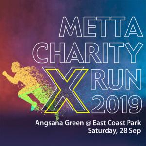 timeless design 24a3b 74913 Metta Charity X Run 2019