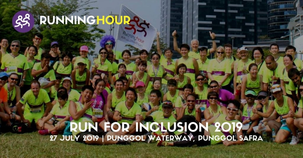 Run For Inclusion 2019