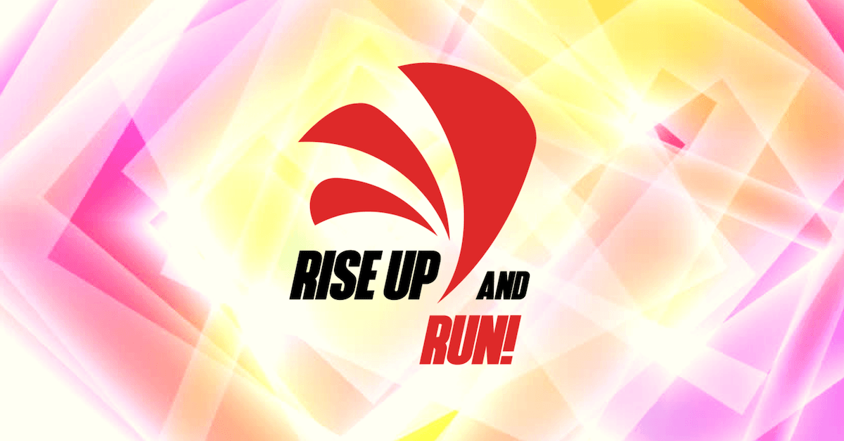 Logo of Rise & Run Virtual Run 2019