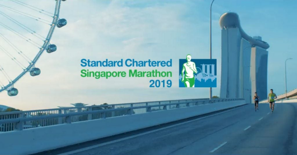 Standard Chartered Singapore Marathon 2019 (Day 2)