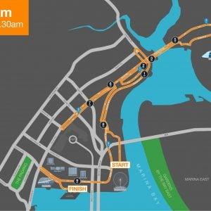 Standard Chartered Singapore Marathon 2019 (Day 3)