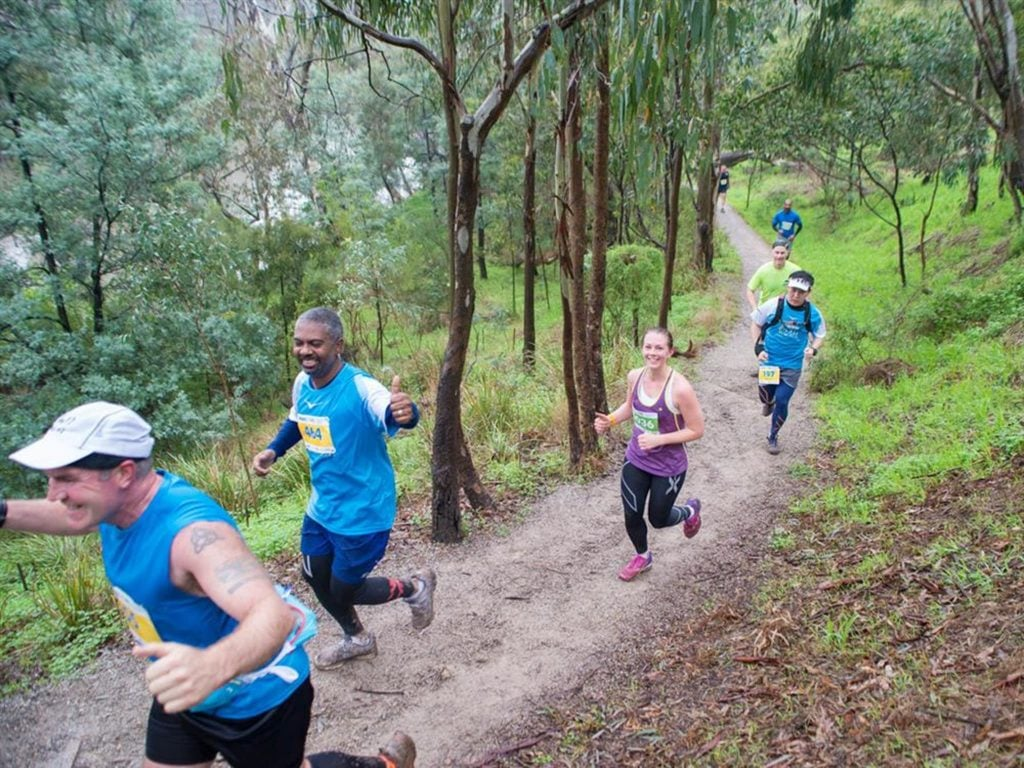 Melbourne Trail Running Series 2019
