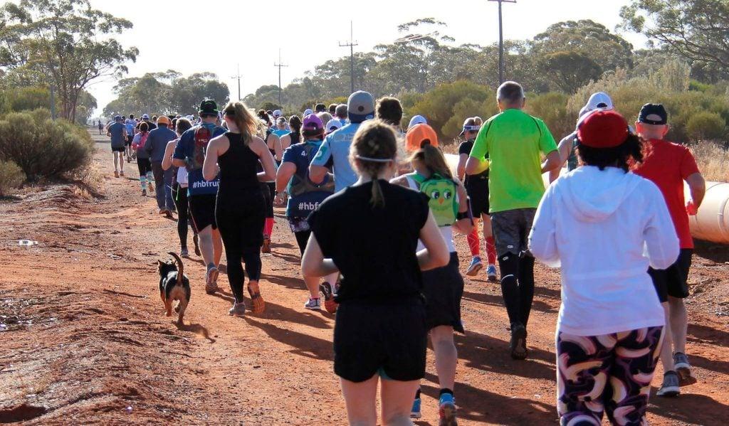 Goldfields Pipeline Marathon 2019