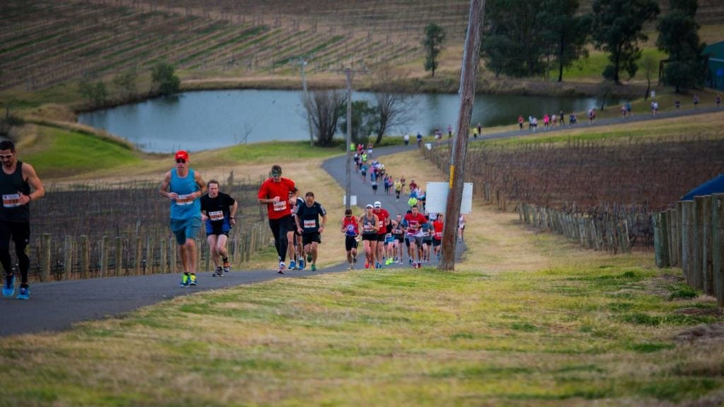 Winery Running Festival Winery Marathon 2019