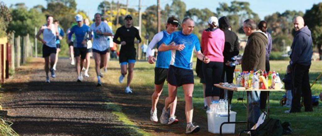 Bellarine Rail Trail Run 2019