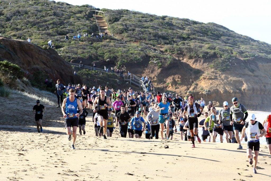 Surf Coast Trail Marathon 2019