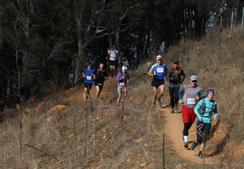 Sri Chinmoy Gungahlin Gallop Trail Run 2019