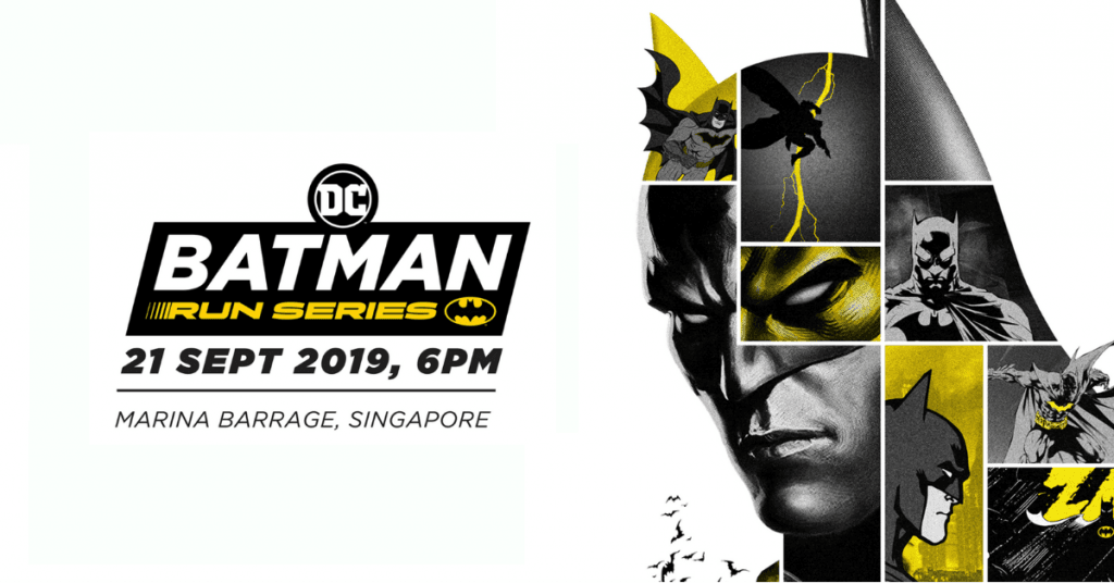 Batman Run Series 2019: Singapore
