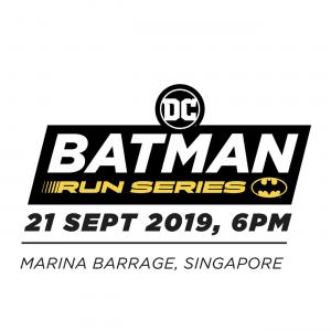 Batman Run Series 2019: Singapore
