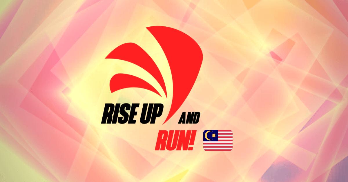 Logo of Rise & Run Malaysia Virtual Run 2019