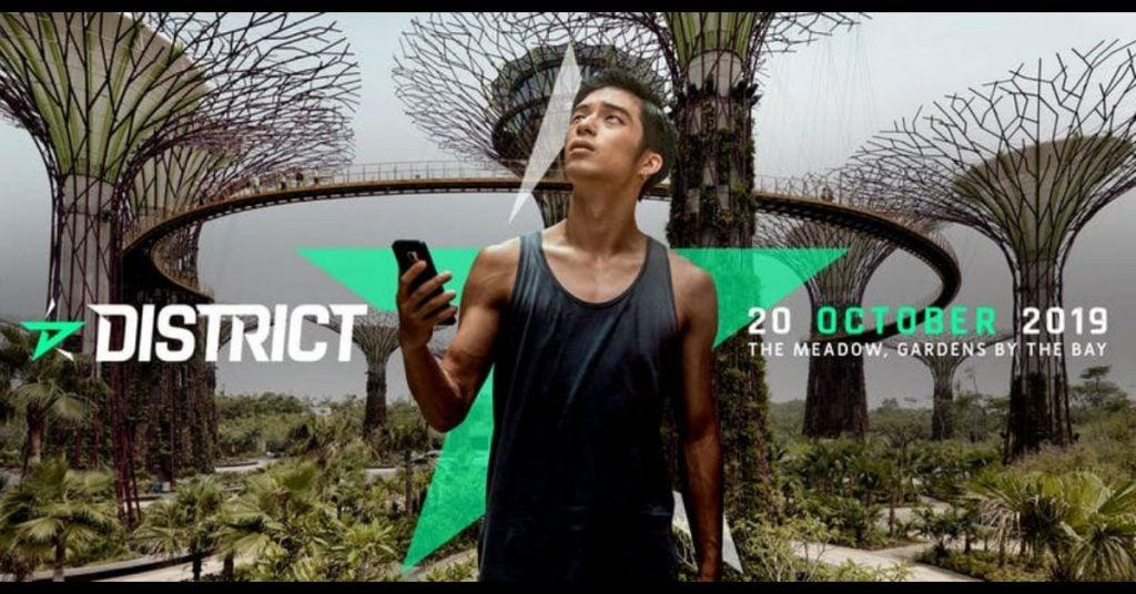 District Race Singapore 2019