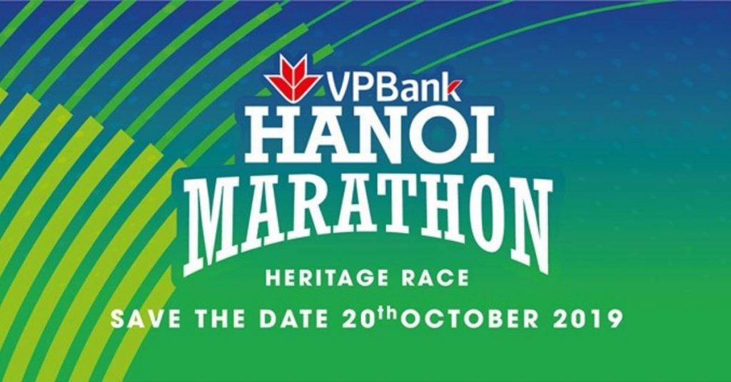 Hanoi Heritage Marathon 2019