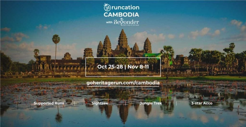 Runcation Cambodia – October 2019