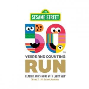 Sesame Street Run Singapore 2019