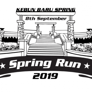 5K Kebun Baru Spring Run/Walk 2019