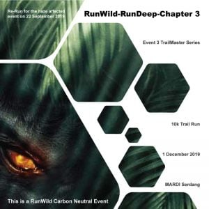 RunWild – Run Deep Chapter #3 (Re-Run, December 2019)