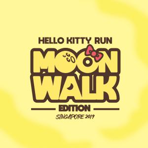 Hello Kitty Run Singapore – Moon Walk Edition 2019