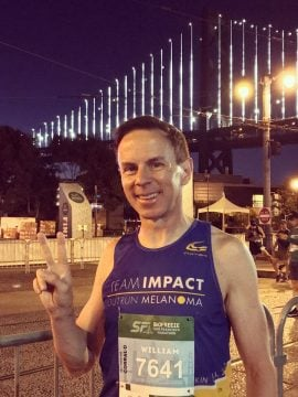 SF Marathon starting line