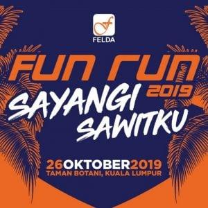 Fun Run Sayangi Sawitku 2019