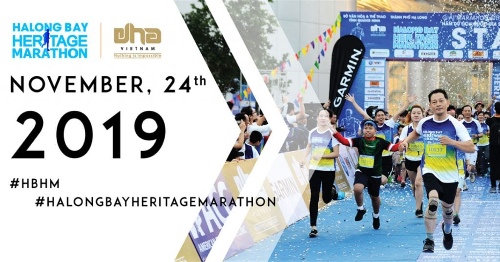 Halong Bay Heritage Marathon 2019