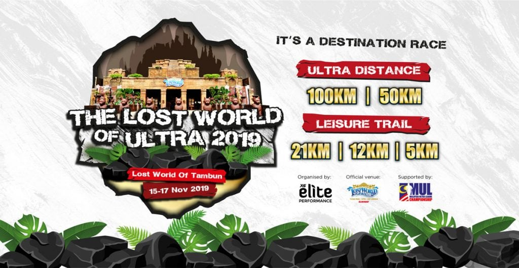 The Lost World Of Ultra 2019