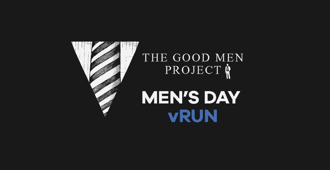 Logo of International Men's Day 2019 Virtual Run