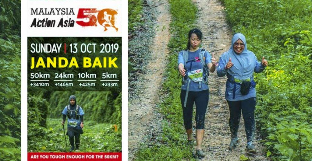 Malaysia Action Asia 50 Janda Baik Pahang 2019