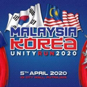 Malaysia Korea Unity Run 2020