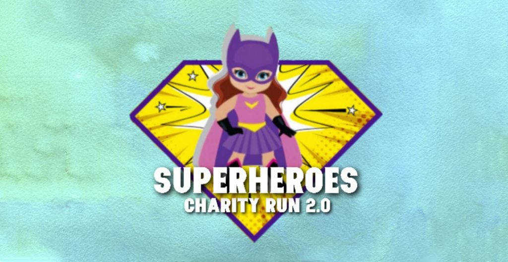 Orphancare Superheroes Charity Run 2.0 2019