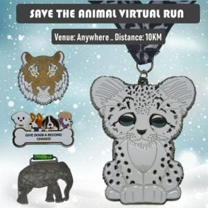 Save The Animal Virtual Run 2019