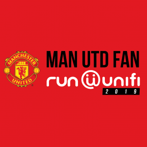 Man Utd Fan Run @ unifi