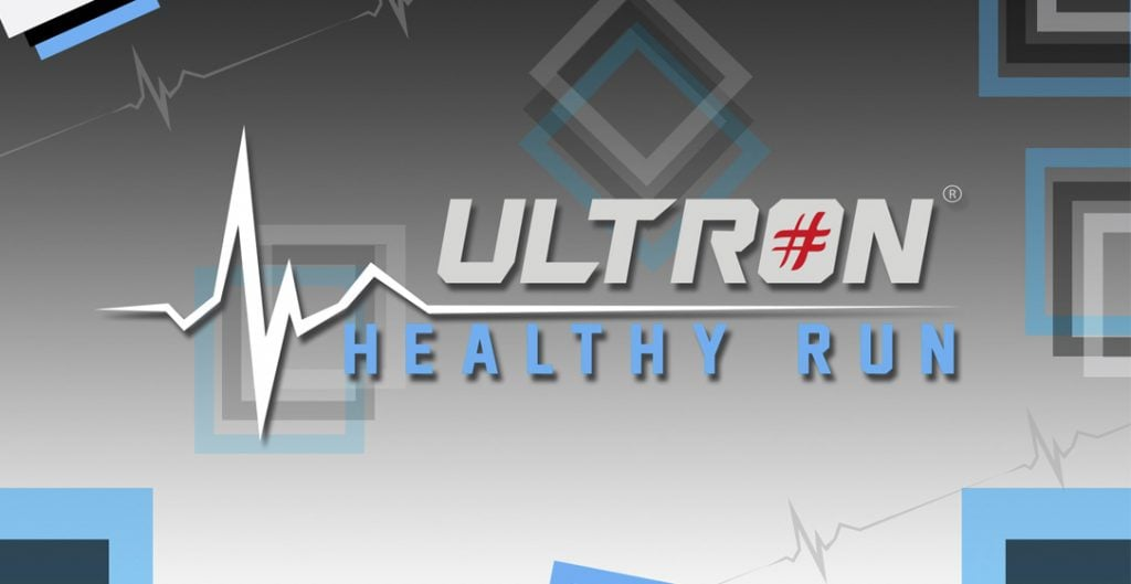 Ultron Healthy Run 2019