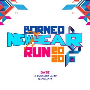 Borneo New Year Run 2020